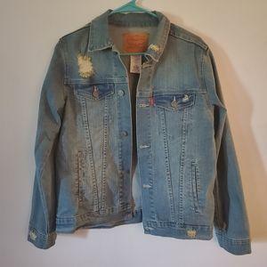💋 Jean jacket